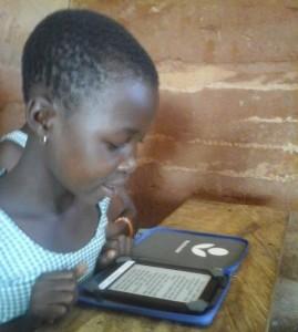 Literacy program Ghana